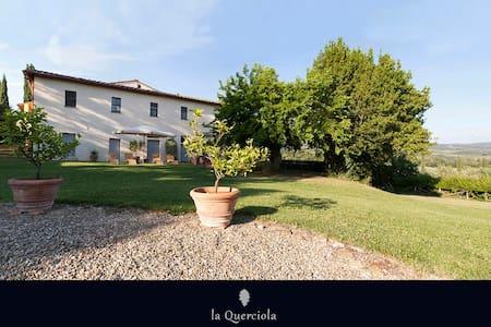 Old house in the heart of Chianti - Poggibonsi