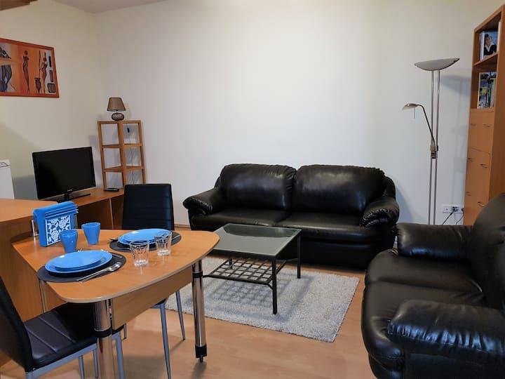 Comfortable apartment in Bratislava