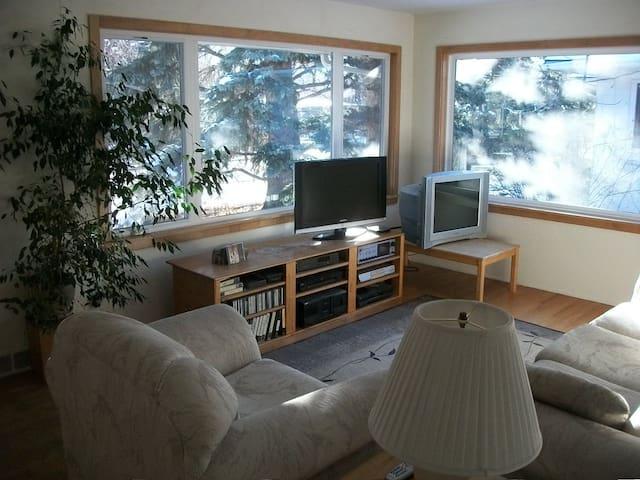 Chautauqua home for vacation rental - Boulder - House