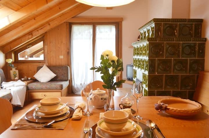 Lovely Nest in the Heart of the Italian Dolomites
