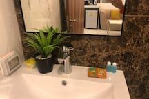 Sweet suit room resort style