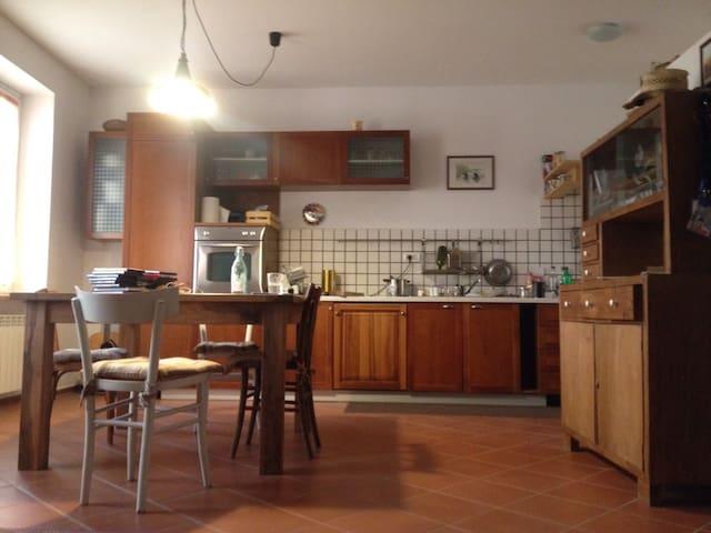 Centrale con giardino e parcheggio - Gorizia - Pis