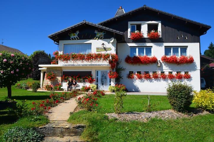 Appartement Vacances - Vaux-et-Chantegrue - Daire