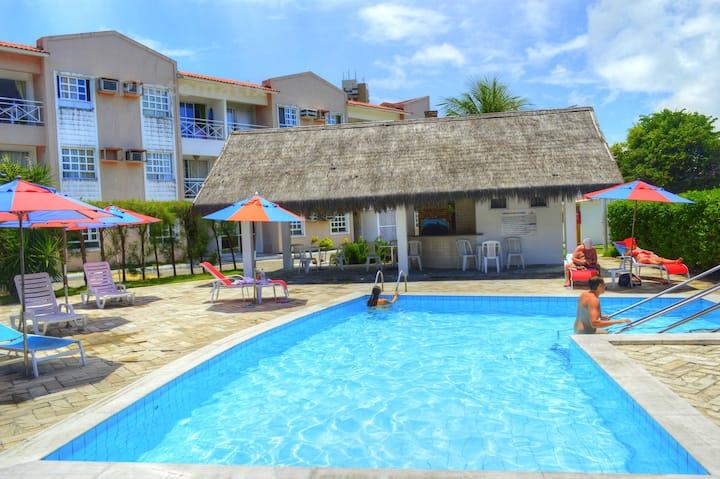 Yacht Village Flat 204 - Ponta Negra. Natal.
