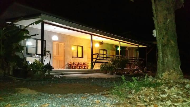 บ้านสวนโฮมสเตย์ (Baan saun homestay)