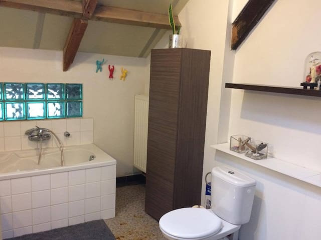 2 Bedroom Mezzanine in Loft in Center of Gent - Gent - Loft