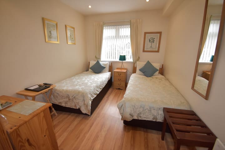 Aaranmore Lodge Small Twin Room with Ensuite