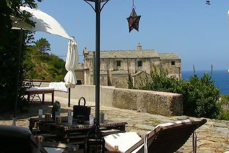 maison de charme sur la mer - Pino