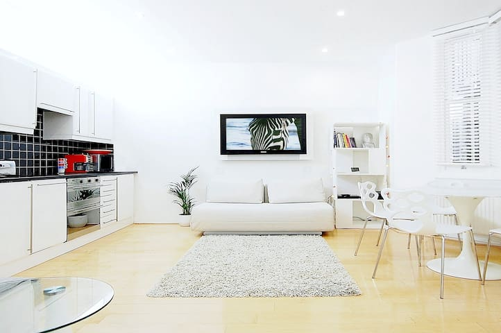 Luxury Apartment Great Area Central London Zone 2