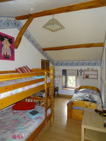 Chambre 3 (4 couchages )