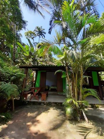 Suites 20 metros da Praia da Longa, Ilha Grande