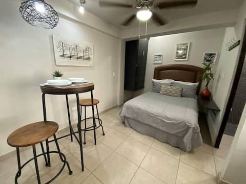 Styled, Comfortable and Centric Studio