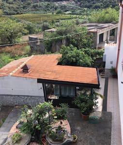 Appartamento Villa Blancato - Motta Camastra