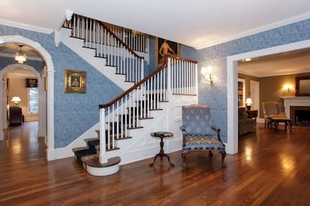 Living Large in a 7,500 sqft Home - All for You! - Scotch Plains - Ev