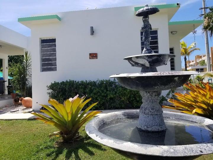 Casa completa casita blanca Hacienda Lopez Isabela