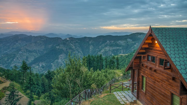 Woodays Resort | Himalayan Vacation, Into the Wild