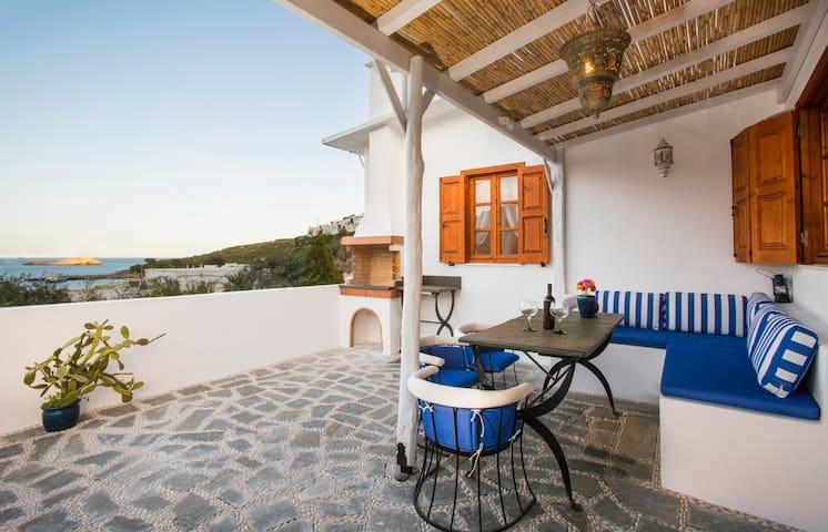 Lindos Seaside Villa for rent - Lindos - Villa