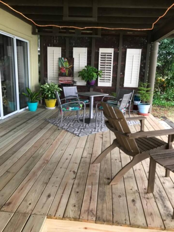 River Retreat on the beautiful Anclote River
