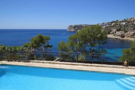 Villa con fantasticas vistas al mar, Pto. Andratx - Andratx