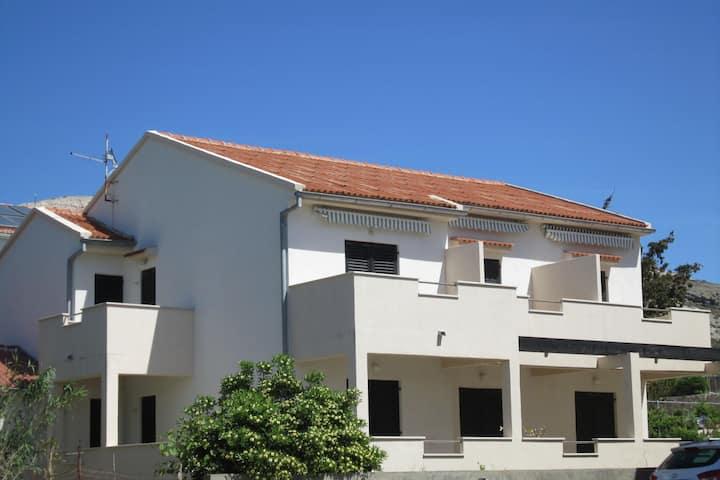 Precioso apartamento en Pag Dalmacia, Croacia