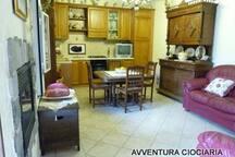 VILLA ROYALE ad Arpino  - 6 pers