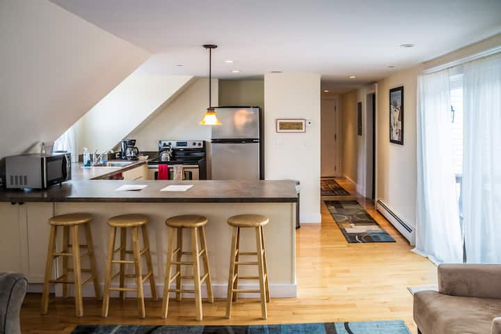 Cranmore Inn Bed and Breakfast 2BR Apartment