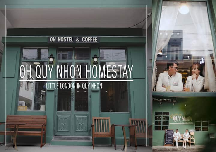 Oh Homestay Apartment