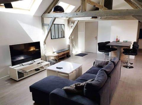 Appartement - Hyper centre de Charleville-Mézières