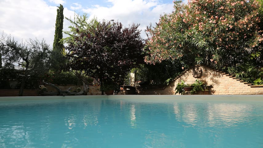 Bed & Breakfast Villamena a Spello