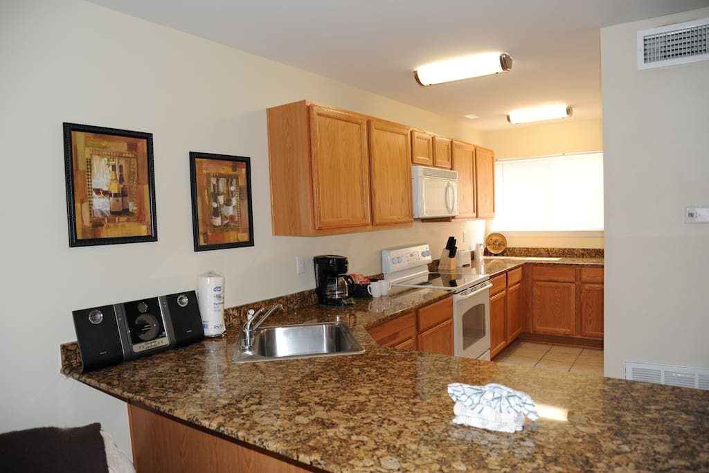 Oak Shores 131-Kitchen