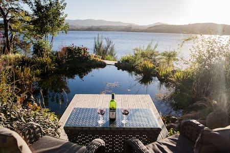 Luxury lochside garden flat, deck and shore access - Oban - Wohnung