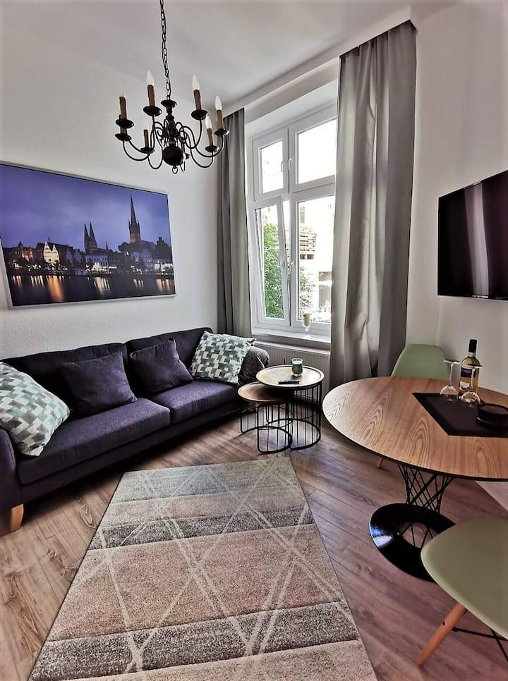 2 Zimmer Apartment Altstadt, zentral