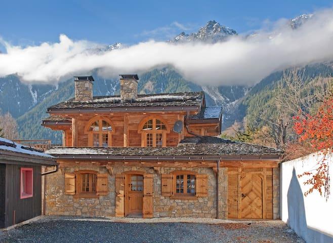 Les Bois, Chamonix Mont Blanc - Chamonix-Mont-Blanc - House