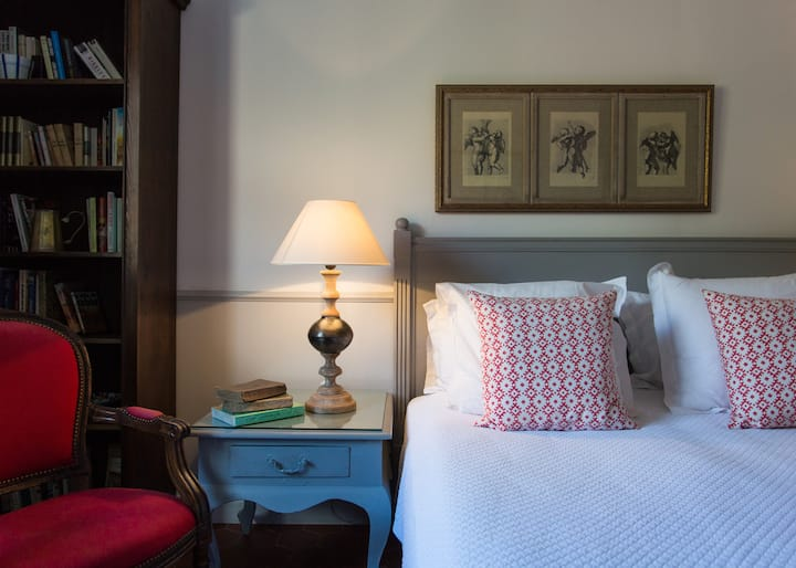 Chambre Charme dans un hôtel 4* du Cap Corse