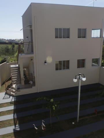 Apartamento para temporada Olímpia SP (apto 2)