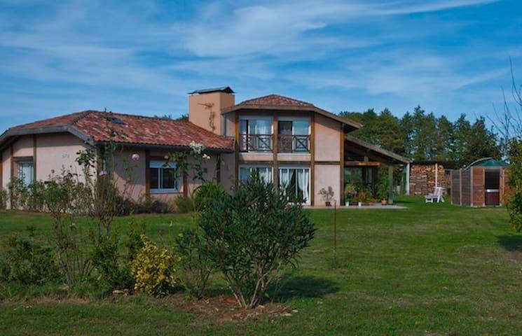 Villa mitoyenne 3*** pour 5 personnes avec Spa - Orx - อพาร์ทเมนท์
