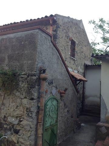 Antico casale - Motta Camastra - House