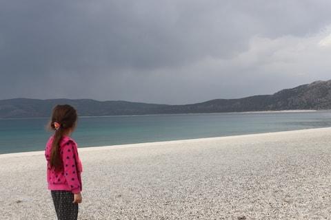 Near the Lake Salda