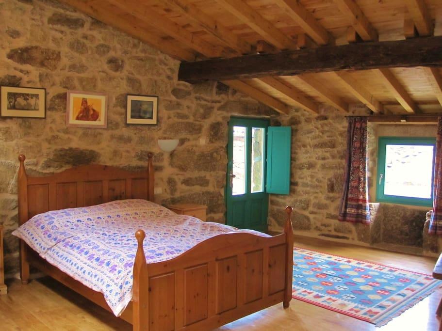 Master bedroom / Habitacion