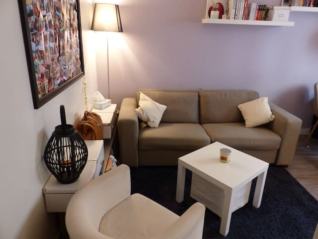 The Best Cosy flat to discover Paris <3
