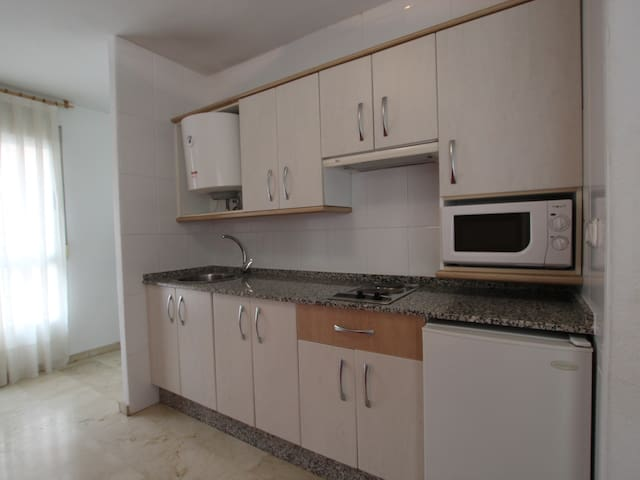Functional apartment in the center of Caravaca de la Cruz for 6 people