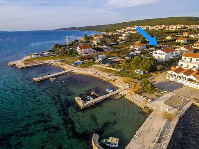 Paulo&Lorenco 3 on the sea - Sveti Petar na Moru - Flat