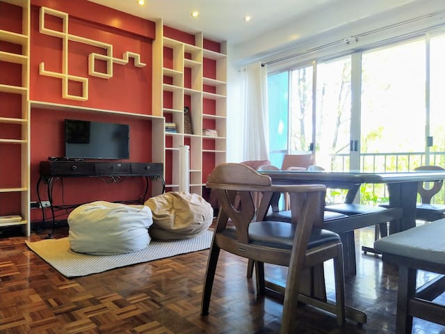 Spacious and Homey Condo, At the Heart of Baguio
