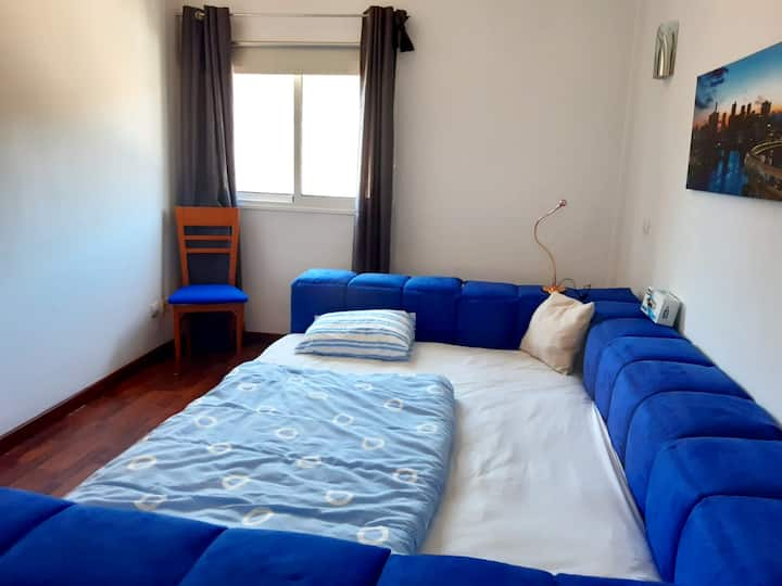 Apartment with 2 bedrooms in Mogán, with wonderful mountain view, balcony and WiFi