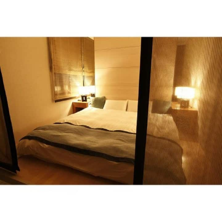 Double room ★ light premium [隼], WI-FI equipped ★