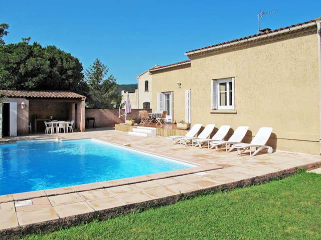 Holiday House Casella for 6 persons in Ghisonaccia