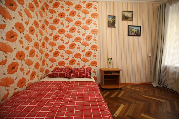 Cosy apartment in the heart of St Petersburg