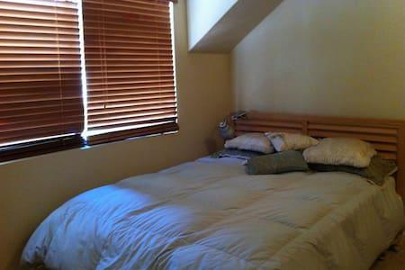 Nice and comfy bedroom w/pvt bathroom