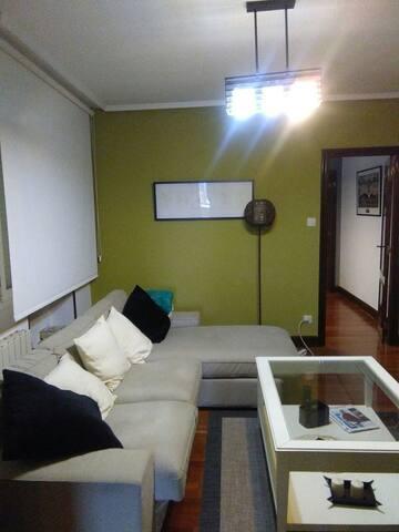 Apartamento moderno, céntrico y cerca de la playa - Getxo - Apartmen