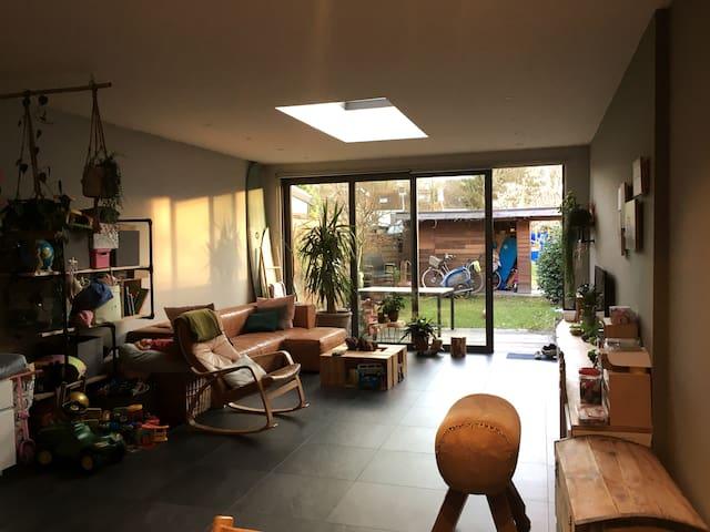 Cozy Child-friendly family house